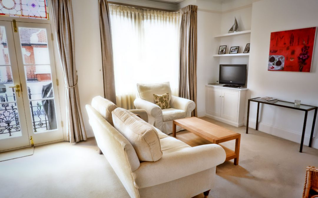 from £137 /night Parsons Green Penthouse London